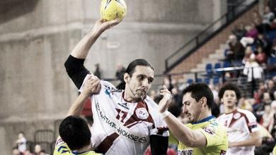 Rubén Garabaya jugará su última temporada en el Naturhouse La Rioja