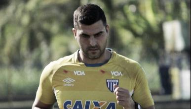 Goleiro Rubinho é confirmado como quarto reforço do Avaí para temporada 2018