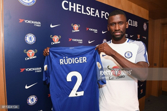 Chelsea wrap up £30M Rüdiger deal