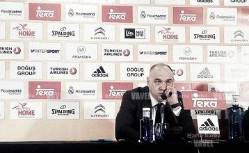 """Pablo Laso: """"Panathinaikos ya nos creó dificultades en la ida"""""""