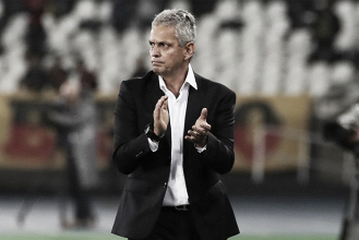 Rueda avalia estreia no Flamengo e manifesta desejo de contar com Guerrero para jogo de volta