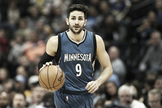 Ricky Rubio traded to UtahJazz; Jeff Teague signs 3-year, $57-million deal with Minnesota Timberwolves