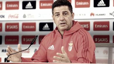 """Rui Vitória: """"Este Benfica será alegre, dinámico y activo"""""""