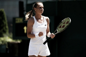 WTA Elite Trophy: Magdalena Rybarikova prevails in thriller against Kristina Mladenovic