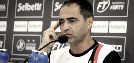"""Apesar de derrota para Avaí, Zimmermann ressalta: """"Foi um jogo equilibrado"""""""