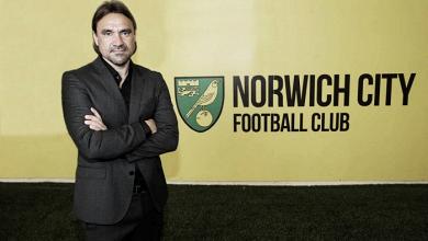 Daniel Farke, nuevo entrenador del Norwich City