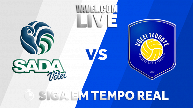Resultado Taubaté x Sada Cruzeiro pelas semifinais da Superliga Masculina (0-3)