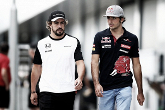 Fernando Alonso apoyará a Carlos Sainz si McLaren le llama
