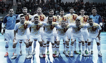 España aprueba ante Bélgica de nuevo