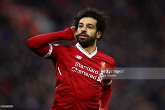 Liverpool winger Mohamed Salah named PFA Fans Player of the Month for February