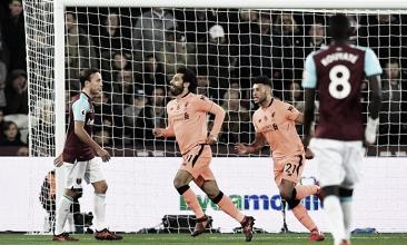 Premier League - Ancora super-Liverpool! Salah trascina i Reds contro il West Ham (1-4)