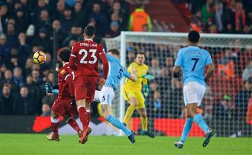 Premier League - Liverpool in paradiso, crolla il Manchester City: ad Anfield è trionfo Reds (4-3)