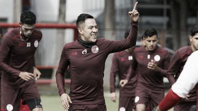 """Rodrigo Salinas: """"Estamos haciendo un buen papel en casa"""""""