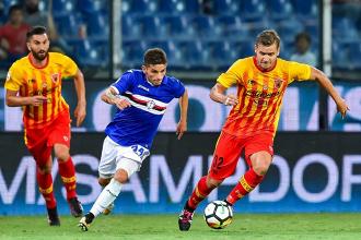La Sampdoria vola a Benevento nel momento migliore dei sanniti