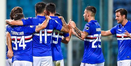 Sampdoria, Giampaolo contento a metà fra campo e necessità di mercato