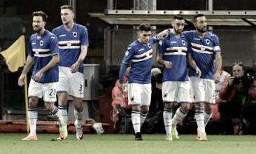 Sampdoria, all'orizzonte la sfida alla Lazio