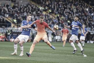 Previa Sampdoria - Roma: seguir ganando o mejorar sensaciones