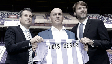El Real Valladolid vuelve a alzar el vuelo