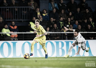 Samu Castillejo, elegido mejor jugador ante el Real Madrid