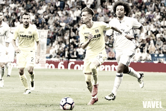 """Castillejo: """"El Villarreal es un fenomenal sitio para seguir creciendo"""""""