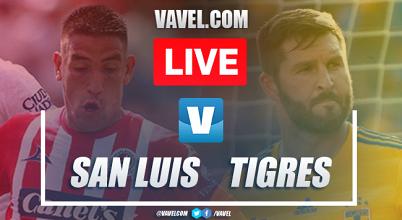 Goals and Highlights: Atletico de San Luis 1-1 Tigres, 2019 Liga MX