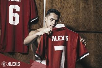Manchester United, finalmente Alexis Sanchez