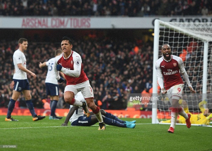 Arsenal 2-0 Tottenham: Gunners' player ratings from a fine North London Derby win