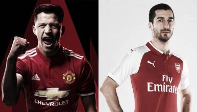 Fim da novela: Manchester United e Arsenal acertam troca de Alexis Sánchez por Henrikh Mkhitaryan
