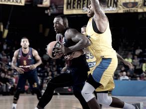 El Barça Lassa barre a Maccabi FOX