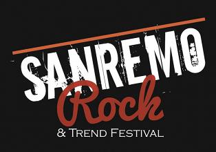 Il logo di Sanremo Rock