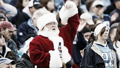 Resumen navideño de la NFL