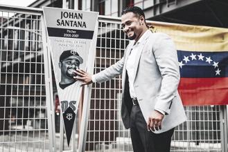 Johan Santana ¡Mellizo inmortal!