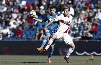 Getafe CF - Deportivo Alavés: puntuaciones del Alavés, jornada 12 de La Liga