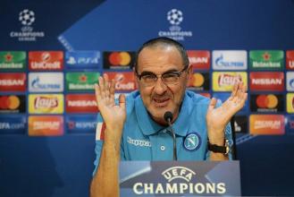 Napoli, Sarri e la preparazione in vista del preliminare di Champions League
