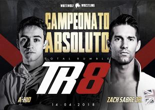 Zack Sabre Jr luchará en España