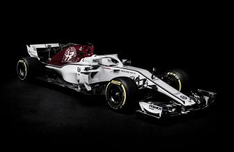Sauber lança o C37, carro de 2018 em parceria com a Alfa Romeo