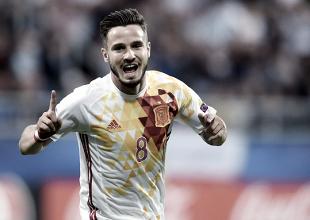 El partido de Saúl ante Portugal: Un comodín de diez