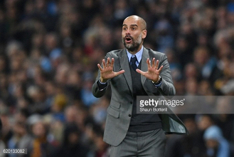 Guardiola hails his Manchester City side as they beat Barcelona