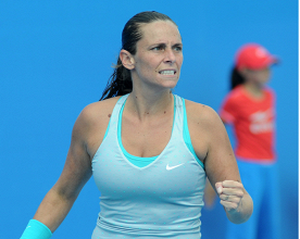 WTA San Pietroburgo, in campo Roberta Vinci - Fonte:Tatianafrom Moscow, Russia -CC-BY-SA-2.0