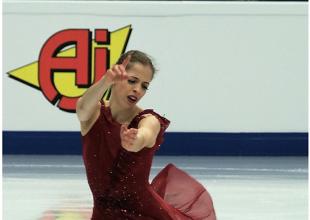 Pattinaggio di figura, Mondiali 2018: sublime Carolina Kostner, prima nel corto davanti alla Zagitova