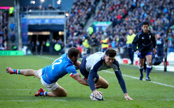 Foto: twitter - @SixNationsRugby