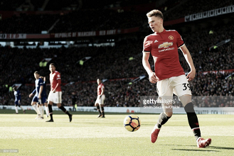 Opinion: International tug-of-war is not good for Scott McTominay