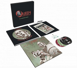 "Queen divulga setlist de coletânea comemorativa ""News of the World"""