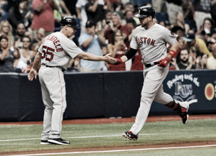 Travis Shaw's big night leads Boston Red Sox to 8-2 win over Tampa Bay Rays
