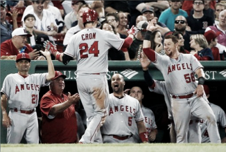 11-run seventh inning leads Los Angeles Angels to 21-2 beating of Boston Red Sox