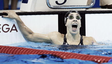 Rio 2016: Maya DiRado stuns Katinka Hosszu for gold in the 200 back