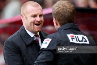 Sean Dyche encourages his players to enjoy their visit to Bournemouth