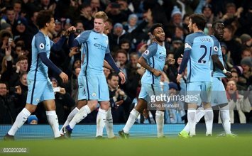 Manchester City 2-1 Arsenal: City breathe new life into title hopes with stirring second-half comeback