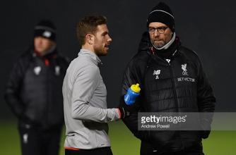 Liverpool confident they are on top of Jordan Henderson's heel injury, insists Jürgen Klopp