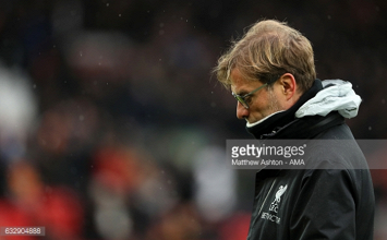 Jürgen Klopp: I am the one responsible for Liverpool's FA Cup defeat to Wolves